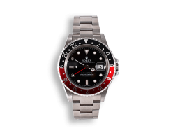watch-vintage-de-collection-moderne-rolex-gmt-master-2-16710-coca-cola-circa-2005-boutique-mostra-store-aix-en-provence