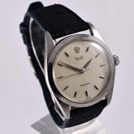 montre-rolex-precision-6424-transition-vintage-1957-occasion-collection-homme-femme-boutique-mostra-store-aix-en-provence