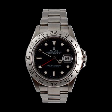 rolex-explorer-16570-vintage-GMT-2003-montre-occasion-luxe-moderne-collection-classique-mostra-store-aix-en-provence