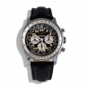 breitling-montre-cosmonaute-navitimer-vintage-1994-guilt-calibre-12-watches-aviation-chronographe-mostra-store-aix-provence
