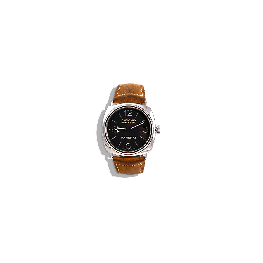montre-de-collection-panerai-radiomir-black-seal-limited-series-2004-occasion-vintage-plongeur-diver-mostra-store-aix-provence