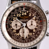 cadran-breitling-montre-cosmonaute-navitimer-vintage-1994-guilt-collection-seventies-chronographe-mostra-store-aix-provence