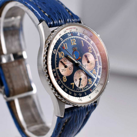 reloj-breitling-navitimer-1995-patrulla-aguila-tienda-de relojes-antiguos-vintage-mostra-store-aix-en-provence-france