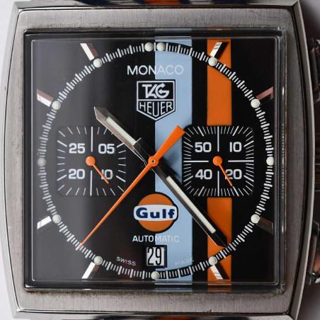 cadran-tag-heuer-monaco-montre-vintage-gulf-le-mans-occasion-24h-collection-chronos-course-automobile-mostra-store-aix-provence