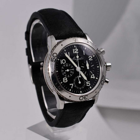 montre-vintage-breguet-type-xx-chronographe-flyback-aeronavale-occasion-collection-aviation-mostra-store-aix-en-provence