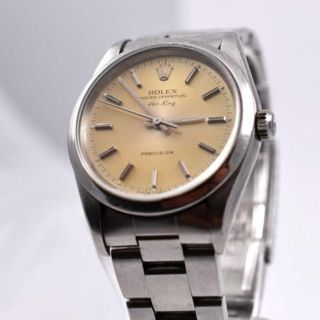 rolex-airking-vintage-ref-14000-circa-1994-boutique-montres-vintage-occasion-hommes-femmes-mostra-store-aix-en-provence