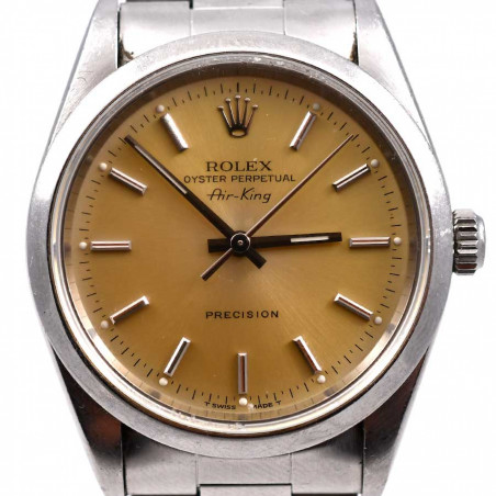 rolex-oyster-perpetual-airking-14000-occasion-1994-collection-montres-vintages-homme-femme-mostra-store-aix-en-provence