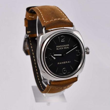 panerai-radiomir-black-seal-2004-expertise-achat-vente-montres-de-collection-boutique-mostra-store-aix-en-provence