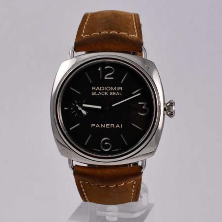 montre-de-collection-panerai-radiomir-black-seal-limited-series-2004-occasion-vintage-plongeur-plongee-mostra-store-aix-provence