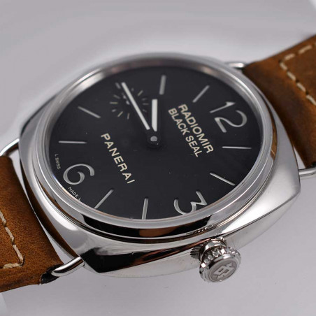 diver-watch-panerai-radiomir-black-seal-limited-series-2004-vintage-watches-shop-mostra-store-aix-provence-riviera-france