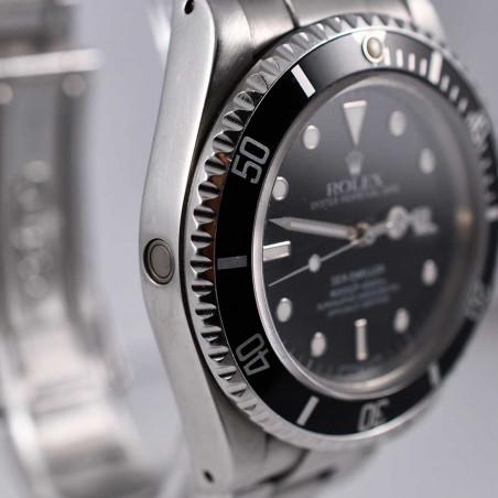 boutique-rolex-sea-dweller-vintage-16600-transitional-vintage-montre-plongeur-occasion-luxe-mostra-store-aix-en-provence