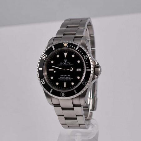 boutique-rolex-sea-dweller-vintage-16600-transitional-vintage-montre-plongeur-occasion-achat-mostra-store-aix-en-provence