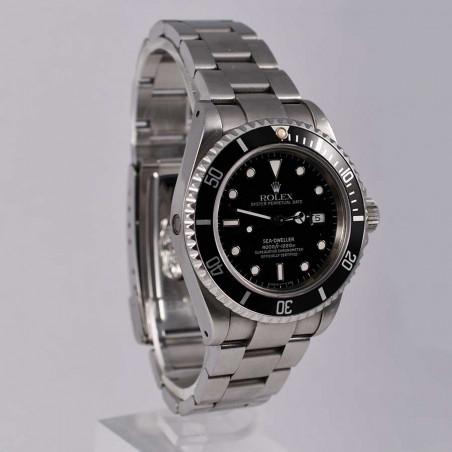 vintage-watches-shop-rolex-sea-dweller-vintage-16600-transitional-1993-tritium-mostra-store-aix-en-provence-france