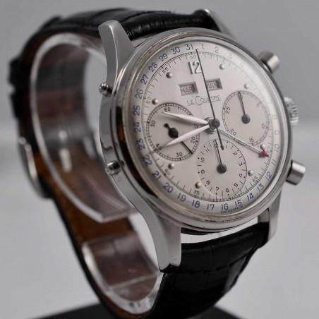 orologio-lecoultre-jaeger-tri-compax-quantieme-complication-1947-calibre-valjoux-72c-vintage-collection-aix-mostra-store-france