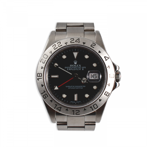 rolex-explorer-2-16570-montre-vintage-1998-calibre-3185-expertise-collection-occasion-mostra-store-aix-en-provence-france