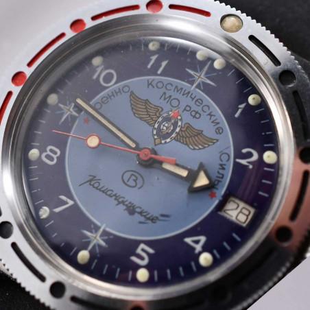 cadran-vostok-vintage-komandirskie-watch-soviet-cccp-space-agency-montre-collection-aviation-cosmonaute-aix-en-provence-france