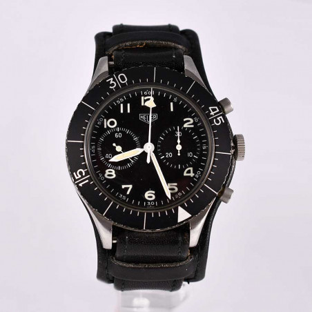 montre-heuer-fliegerchronograph-1550sg-collection-pilote-occasion-aviation-mostra-store-aix-en-provence