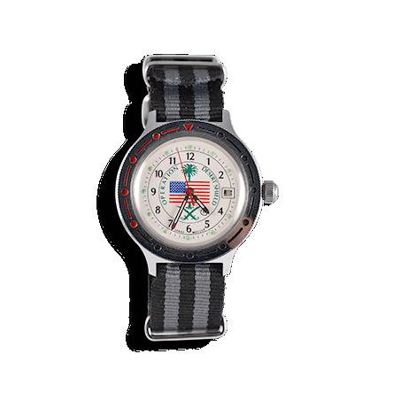 montre-militaire-veterans-guerre-du-golfe-golfwar-1997-us-army-navy-airforce-vostok