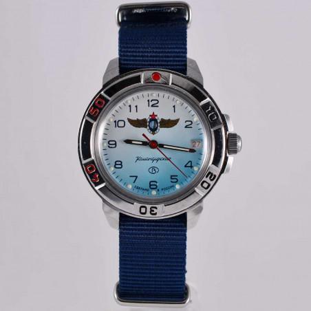 vostok-komandirskie-kosmos-russian-space-agency-2004-det-mostra-store-aix-en-provence-vintage-watch