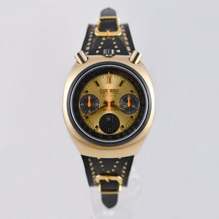 montre-citizen-bullhead-flyback-yellow-brad-pitt-1976-montres-fashion-de-luxe-de-cinema-japonaises