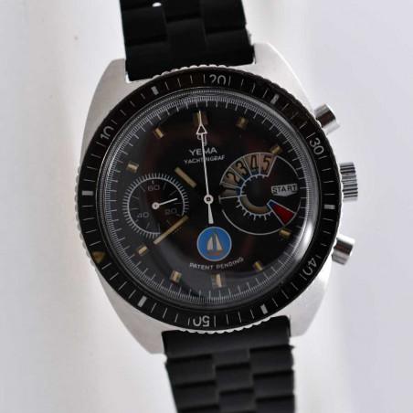 montre-yema-yachtingraf-jumbo-regate-voilier-bleu-valjoux-calibre-7733-special-1969-mostra-store-aix-achat-vente
