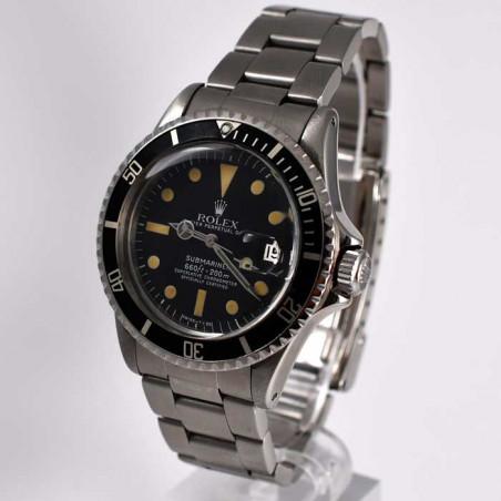 montre-rolex-submariner-1680-four-lines-vintage-aix-en-provence-expertisez-collection-moderne-marseille-france