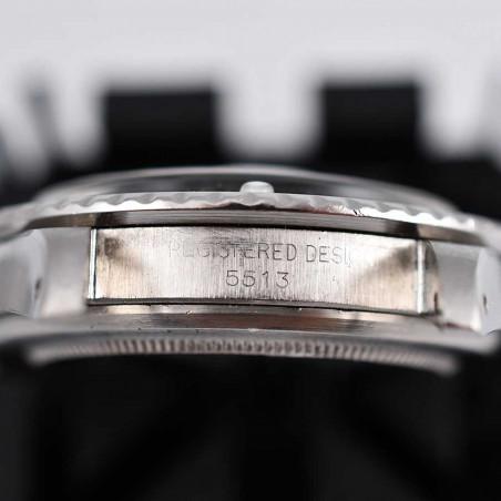 rolex-submariner-5513-circa-1973-boutique-vintage-watches-shop-mostra-store-aix-en-provence-paris-expert-montres-vintage