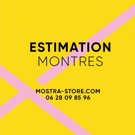estimation-prix-montre-occasion-vintage-collection-moderne-rolex-omega-cartier-yema-jaeger