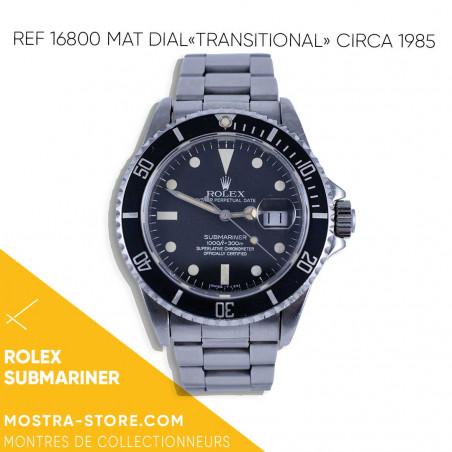 montre-vintage-transitional-16600-calibre-3035-expert-rolex-occasion-aix-submariner-rolex-montre-de-luxe
