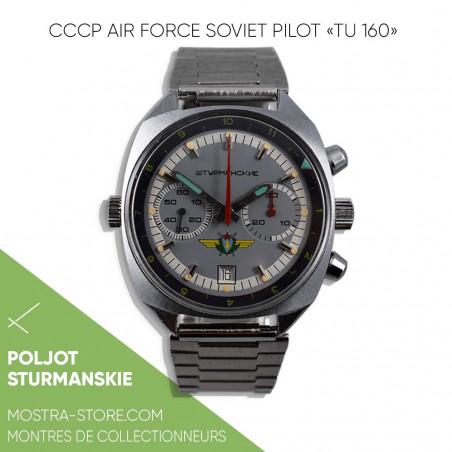 montre-militaire-sovietique-pilote-poljot-sturmanskie-soviet-watches-cccp-air-force-mostra-store-shop-boutique-aix
