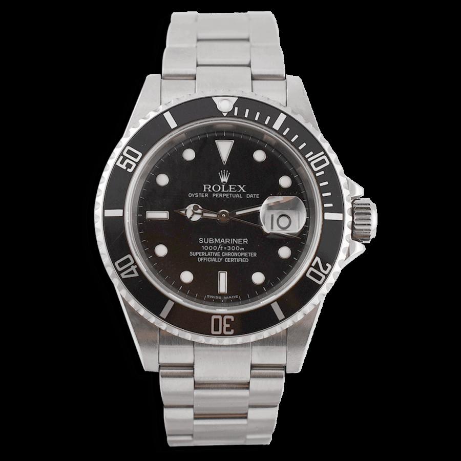 rolex-submariner-montres-de-luxe-mostra-boutique-aix-en-provence-occasion-16610-watches