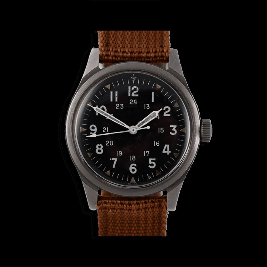 benrus-us-military-watch-vietnam-1964-mostra-store-shop-boutique-montres-militaires-aix-en-provence-paris-france