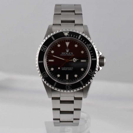 rolex-submariner-14060-occasion-montre-de-luxe-boutique-montres-mostra-store-aix-collection-vintage-calibre-3000