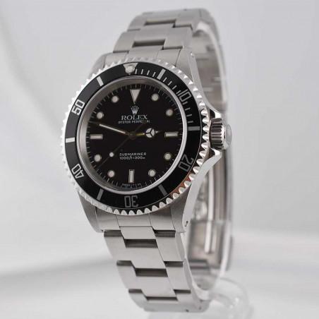 rolex-submariner-14060-occasion-montre-de-luxe-boutique-montres-mostra-store-aix-paris-lyon-marseille-occasion