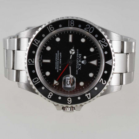 montre-rolex-gmt-master-2-vintage-16710-occasion-mostra-store-boutique-aix-expertise