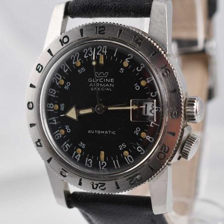 glycine-airman-special-fullset-1968-watch-montre-aviation-militaire-mostra-store-aix-achat-ventes