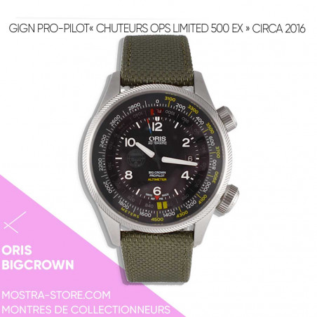 montre-gign-oris-propilot-big-crown-chuteurs-ops-parachustistes-militaires-limited-serie-edition-aix-gendarmerie-swat