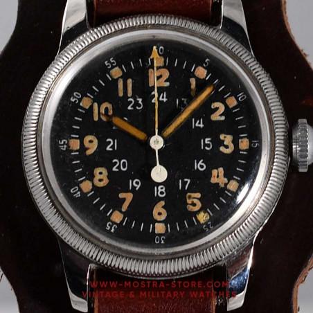 waltham-a-17-korea-pilot-usaf-military-watch-montre-militaire-mostra-store-aix-cadran-dial