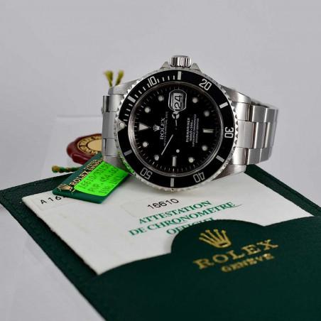 montre-vintage-rolex-submariner-16610-occasion-collection-recente-de-luxe-homme-aix-specialiste-expert-mostra-store