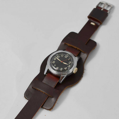 elgin-a-11-military-air-force-us-watch-aviation-mostra-store-aix-boutique-vintage-strap-usaac-montres-militaires