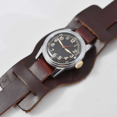 elgin-a-11-military-air-force-us-watch-aviation-mostra-store-aix-boutique-vintage-strap-usaac-montres-militaires-collection-ww-2