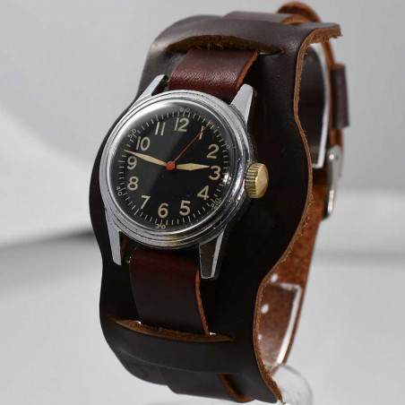 elgin-a-11-military-air-force-us-watch-aviation-mostra-store-aix-boutique-vintage-strap-usaac-montres-militaires-collection