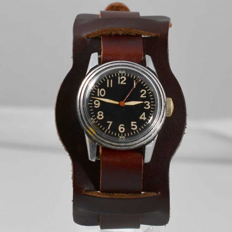 elgin-a-11-military-air-force-us-watch-aviation-mostra-store-aix-boutique-vintage-strap-usaac-montres-militaires-expert