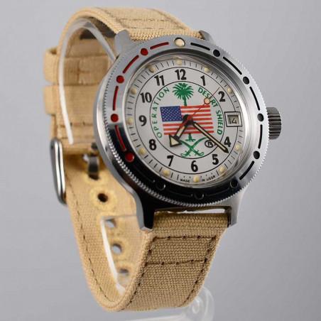 montre-militaire-us-desert-storm-shield-veteran-military-watch-vostok-1991-mostra-store-aix-montre-militaire pilote-us-air-force