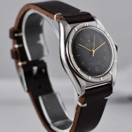 rolex-bubble-back-black-dial-3372-mostra-store-circa-1946-watch-montres-vintage-boutique-horloger