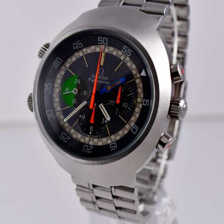 montre-omega-vintage-flightmaster-collection-occasion-aix-boutique-france-pilote-aviation-mark-1-shop-mostra-store
