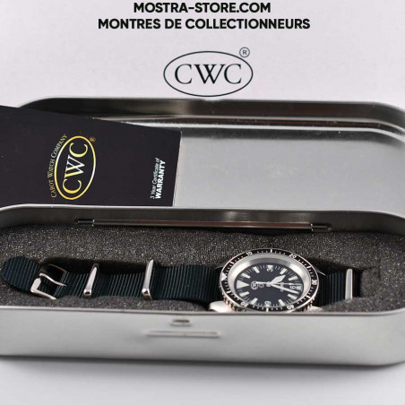 montre-cwc-diver-300-mostra-store-plongee-uk-military-circa-2018-full-set-de-collection-anciennes