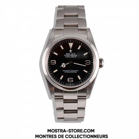 rolex-explorer-1-vintage-14270-occasion-collection-montres-classiques-achat-vente-montres-mostra-store-aix-marseille