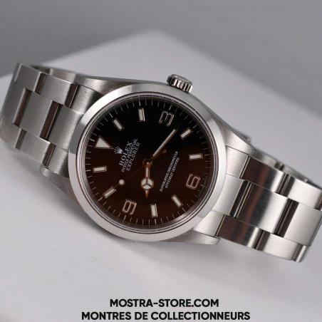 rolex-explorer-1-vintage-14270-cal-3000-occasion-collection-montres-classiques-achat-vente-montres-rolex-mostra-store-paris-lyon