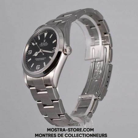 rolex-explorer-1-vintage-14270-achat-vente-montres-de-luxe-rolex-mostra-store-aix-paris-occasion-moderne